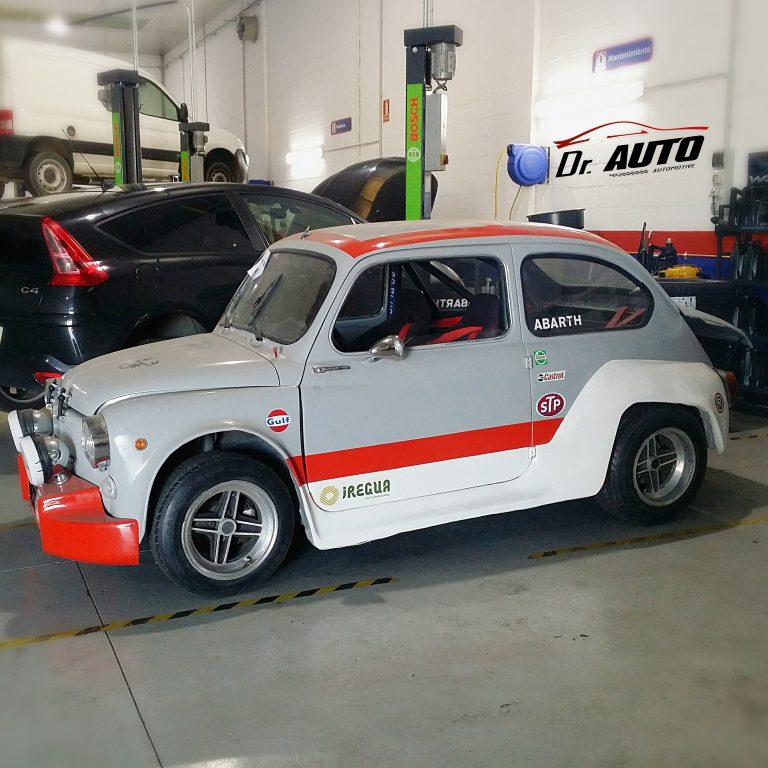 Taller mecánico DrAuto - Logroño - La Rioja - coches de competición