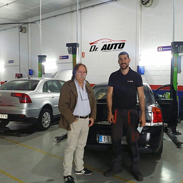 Taller mecánico DrAuto - Logroño - La Rioja - mecánico - atención personalizada